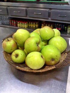 manzana asturiana
