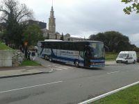 Autobús en Gijón