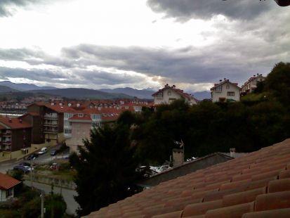 mirando hacia Asturias