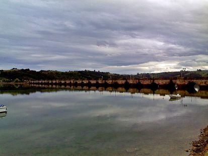 puente San Vicente de la Barquera