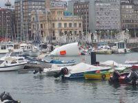 El tiempo en Gijón