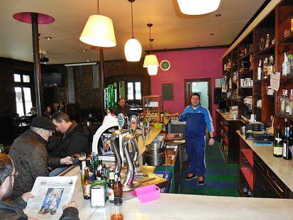 Cafeteria,Vinoteca el Cuevanu