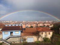 Arcoíris en Gijón