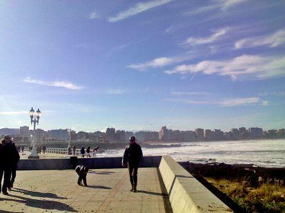 paseo matutino