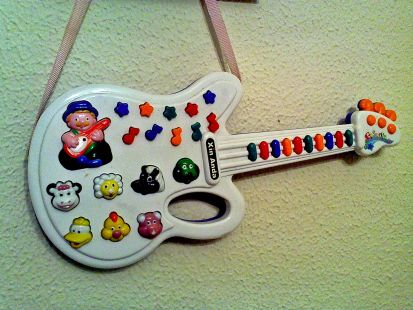 guitarra multiple