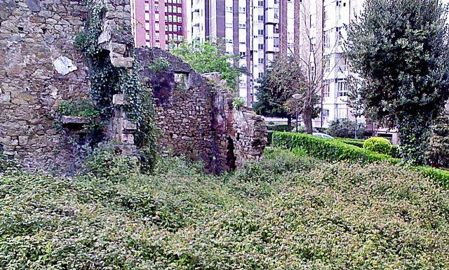 ruinas abandonadas