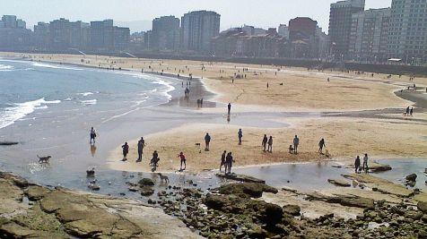 Gijon Playa
