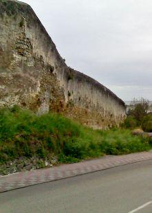 muro de 200 años