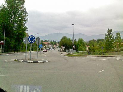 entrada a Nava
