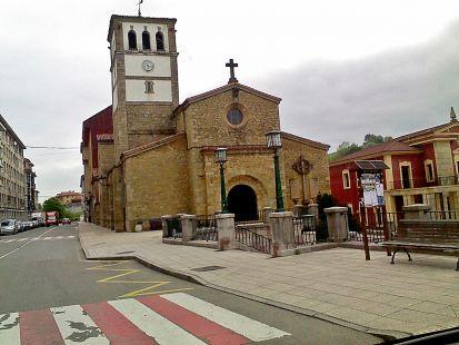 iglesia de Nava