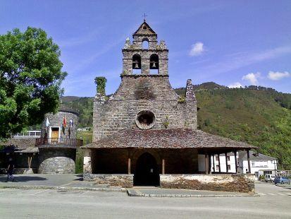 Iglesia en San Antolin