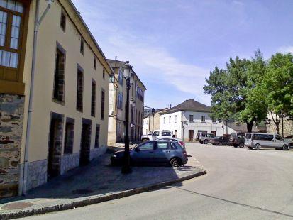limpieza en San ANtolin de Ibias