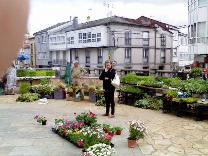 plaza de Fonsagrada