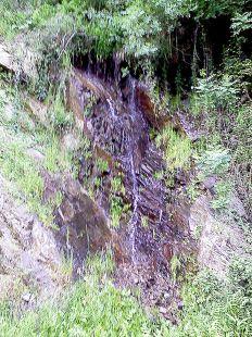 cascada en Cecos