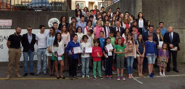 XII Gala deportiva LLanera