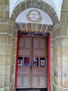 foz. iglesia de refugio