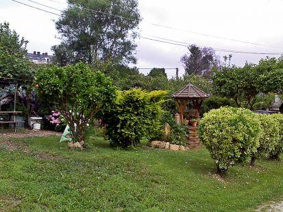 jardin para el reposo