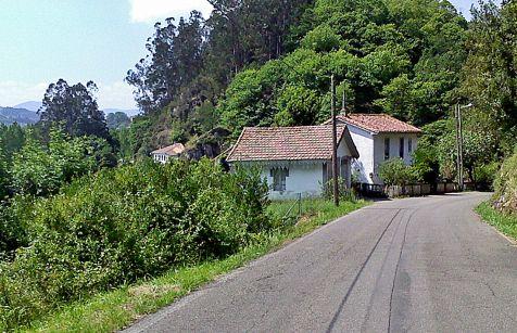 casines en la carretera
