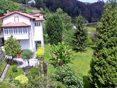 la casa en Pravia