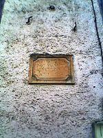 placa antigua
