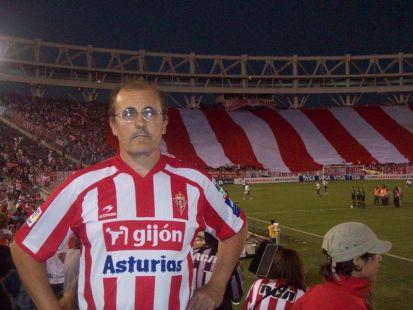 Aupa Real Sporting ¡Somos de primera!