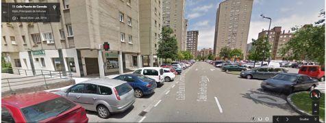 Zona sin aparcamientos para motos