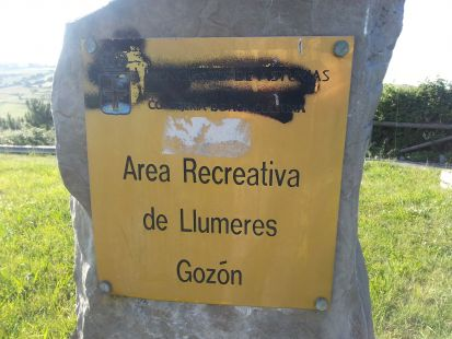 Area Recreativa de Llumeres