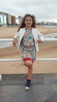 La modelo Ainhoa Lavandera esta de cumpleaños