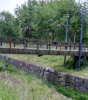 Deterioro de puente